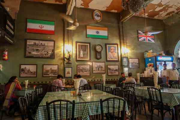 restaurants in colaba britannia restaurant