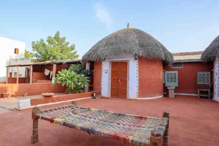 Jodhpur mut hut homestay | best places to visit in India