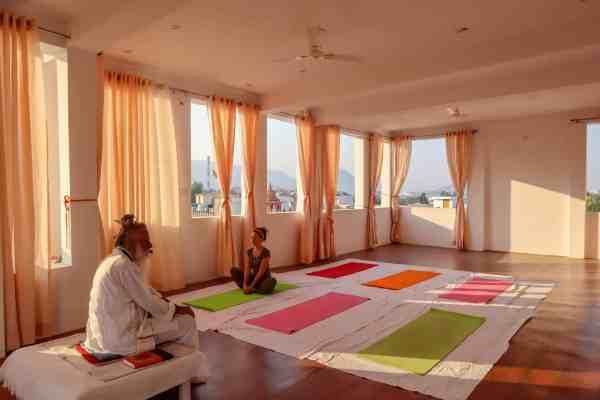 Pushkar Yoga and Meditation Temple