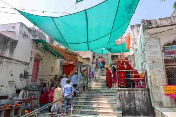 things to do in Pushkar brahma temple