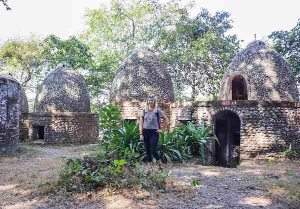 The Beatles Ashram Rishikesh Meditation Caves
