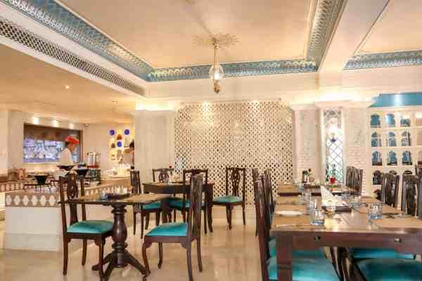 Shahpura House Hotel Jaipur Restaurant