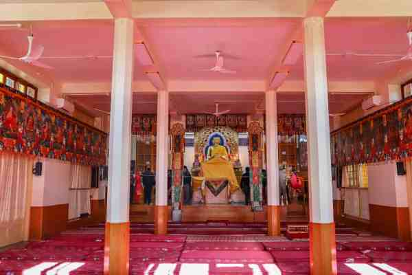 Dharamshala McLeod Ganj Travel Guide Dalai Lama Temple