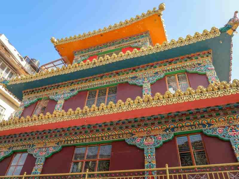 Mcleod Ganj Temple | things to do in McLeod Ganj