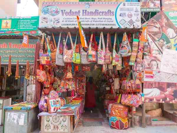 Rishikesh Travel Guide Shopping in Rishikesh