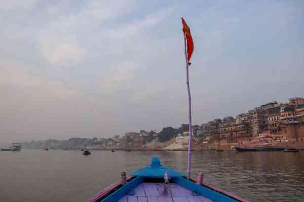 Varanasi River Ganges Boat Trip