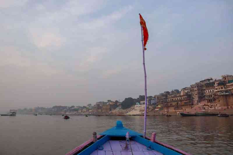 Varanasi River Ganges Boat Trip | planning a trip to India