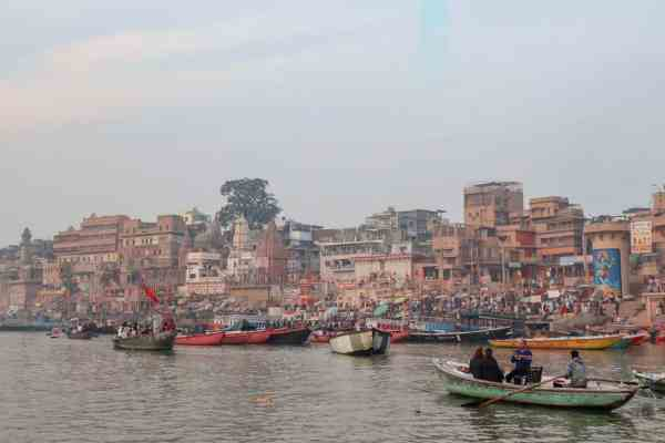 Varanasi River Ganges Ghats