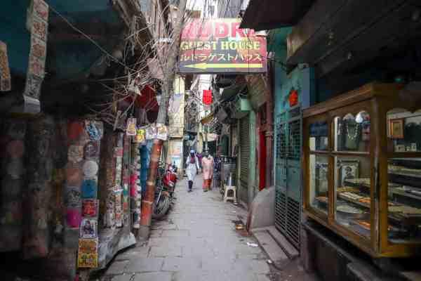 varanasi back streets