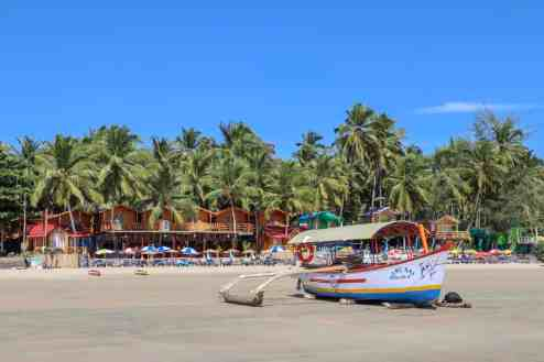 Palolem Beach for Backpackers