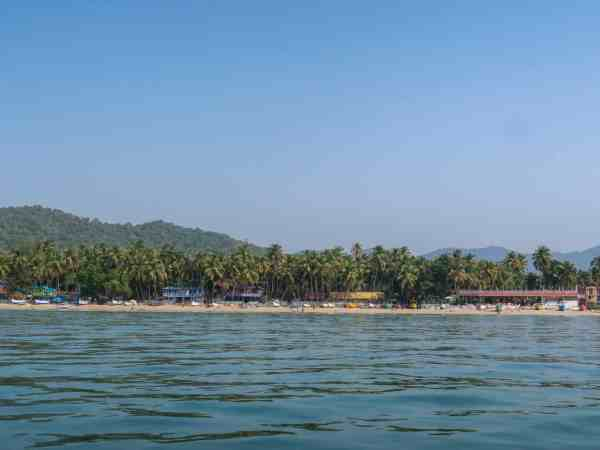 Palolem Beach for Backpackers Boat Trip