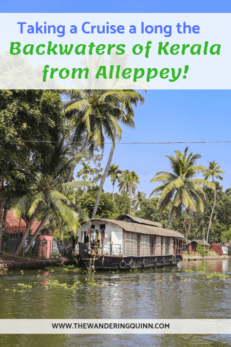 Kerala Backwaters from Alleppey Pinterest