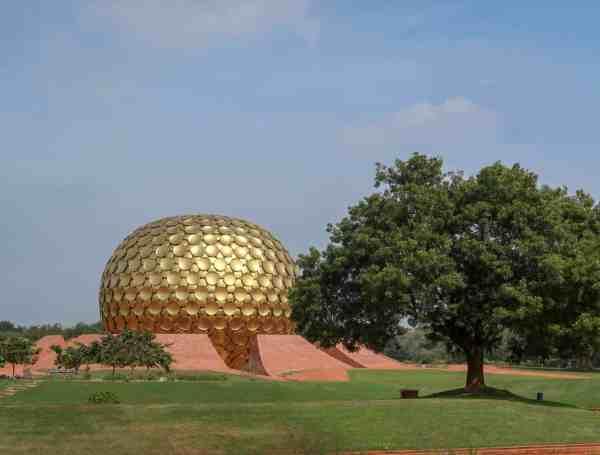 Auroville Visitor Centre