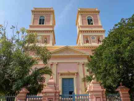 Pondicherry White Town