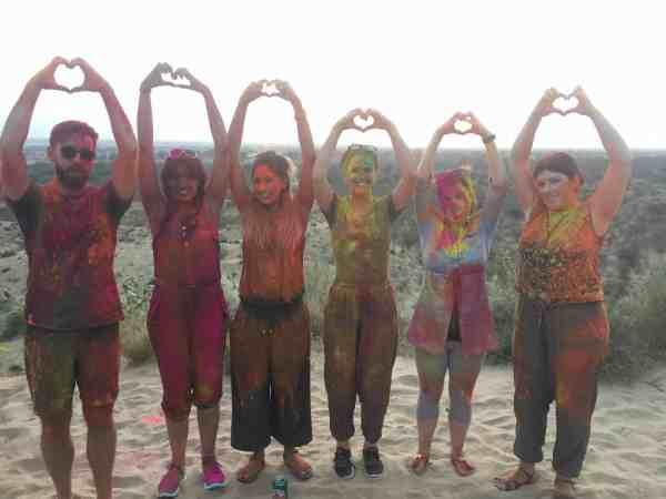 Best India Tour Holi
