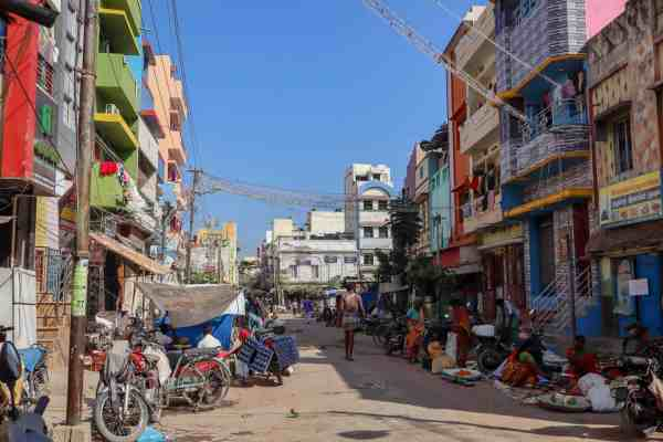 Madurai Streets