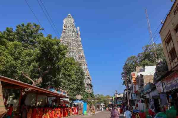 Sri Meenakshi Temple Madurai