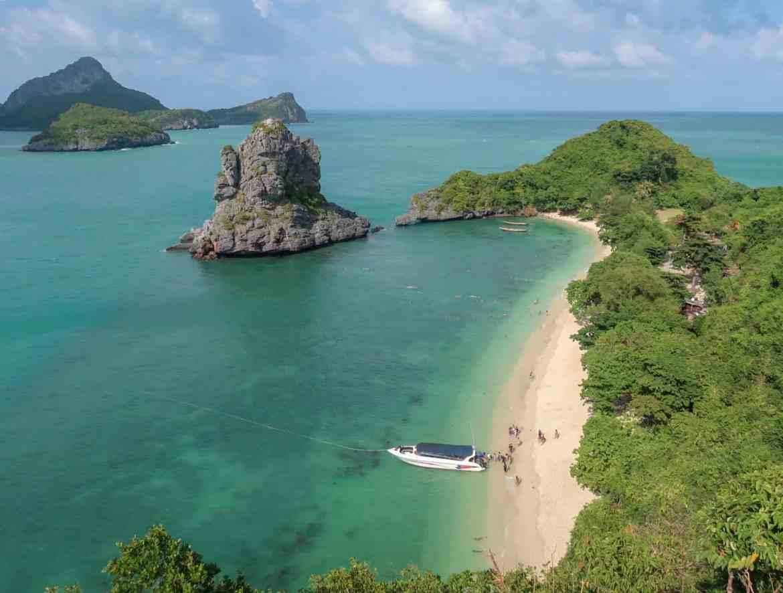 2 weeks in Thailand, Anthong Marine Park