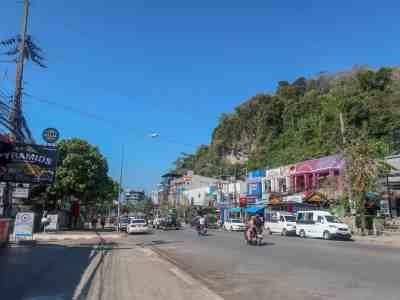 2 week thailand itinerary ao nang