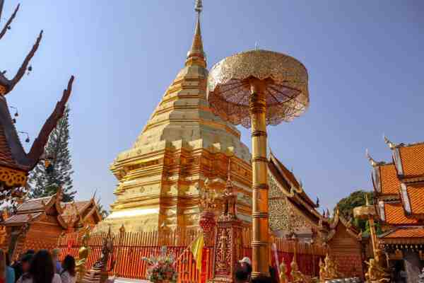 best things to do in Chiang Mai, doi suthep temple