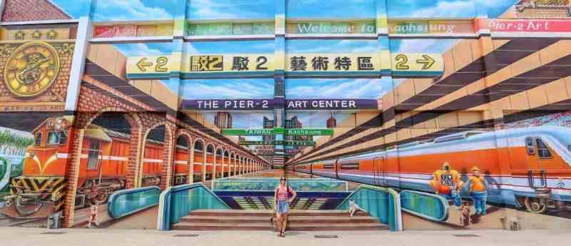 1 Week Taiwan Itinerary