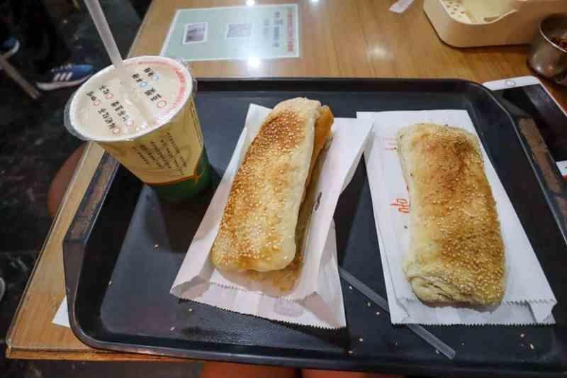 Things To Do in Kaohsiung, Xing Long Ju Taiwanese Breakfast Kaohsiung