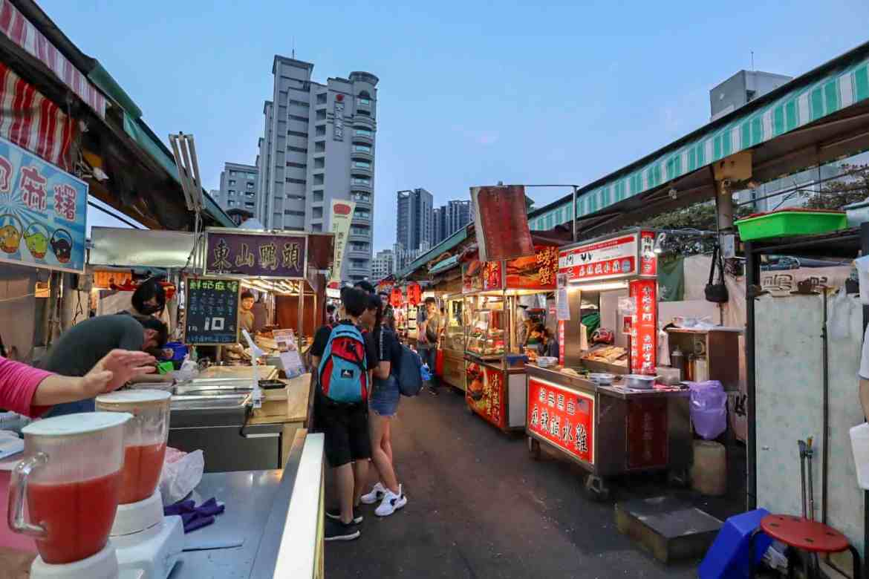 Ruifeng Night Market Kaohsiung taiwan
