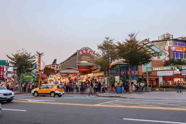 things to do in taipei shilling night market