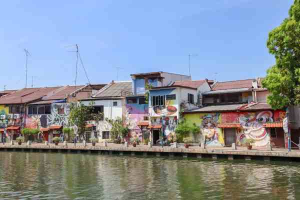 things to do in Melaka Malaysia river walk