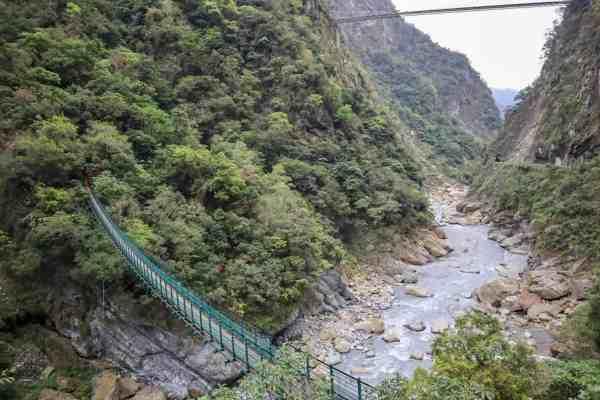 Taroko National Park Taiwan swallows grotto