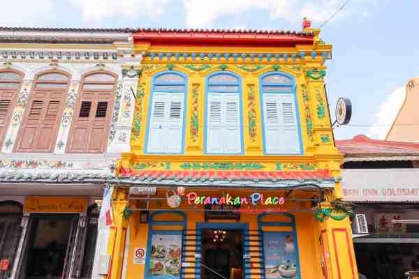 things to do in Melaka Malaysia jonker walk