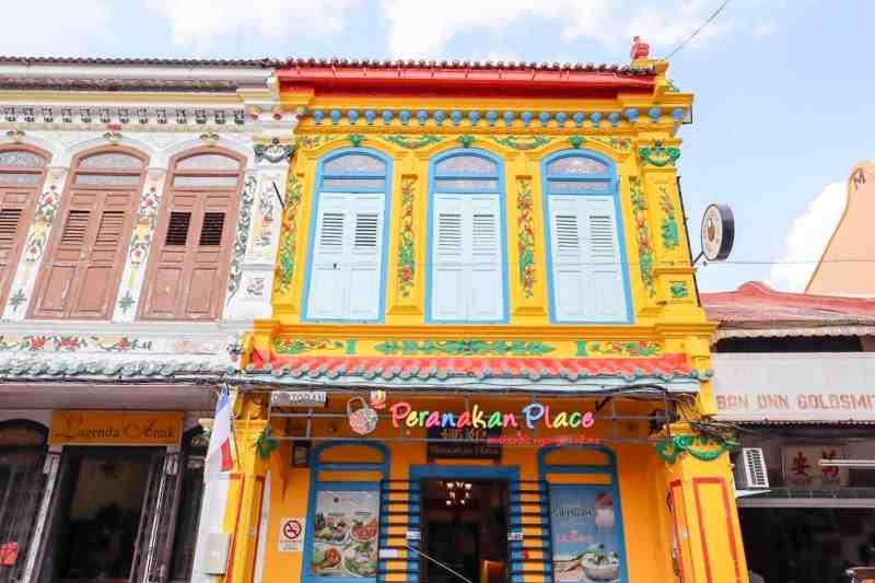 things to do in Melaka Malaysia, jonker walk