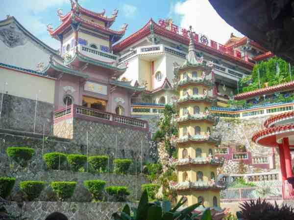 Georgetown Penang Malaysia Guide kek lok si temple day trip