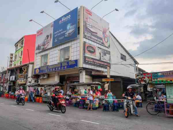 georgetown penang malaysia guide best street food