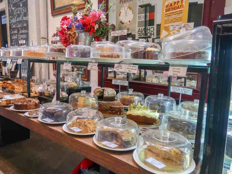 things to do in Georgetown Malaysia, georgetown china house cake