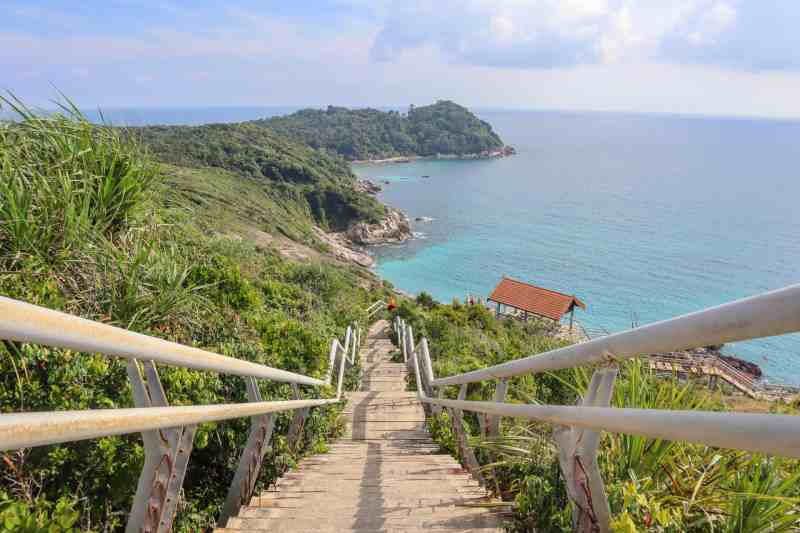 Small Perhentian Island Guide, Perhentian Kecil, viewpoint