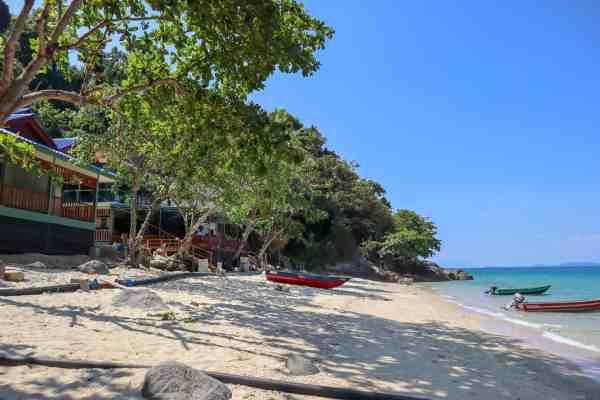 best accommodation on perhentian islands Rainforest Beach
