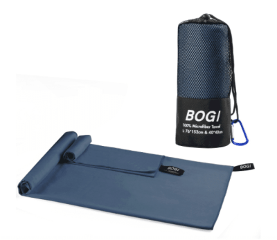 backpacking essentials quick dry towel