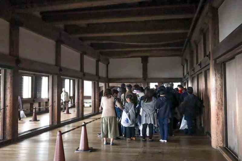 Visiting Himeji Castle on a Day Trip or on the Way to Hiroshima