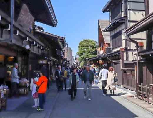 things to do in Takataka Sanmachi Street Takayama