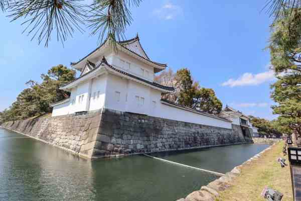 Kyoto 1 Day Itinerary, Kyoto Palace