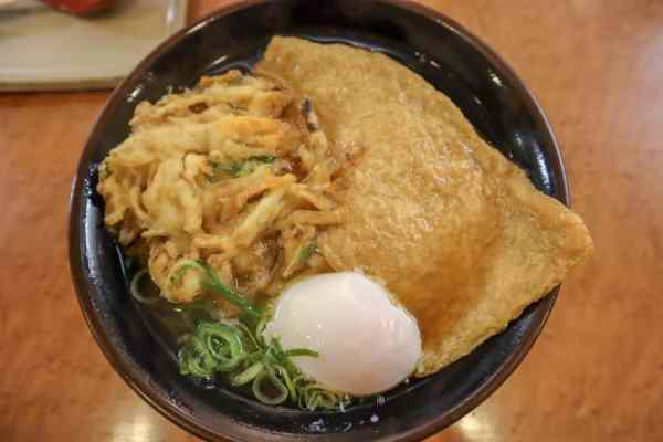 things to do in kobe, restaurants in Kobe Udon Noodles