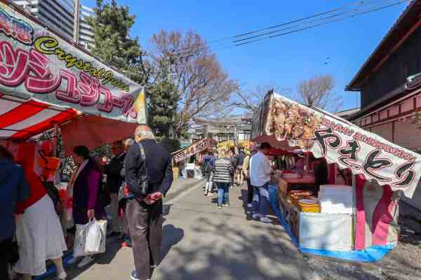 Kyoto day trip itinerary Kyoto Street Food