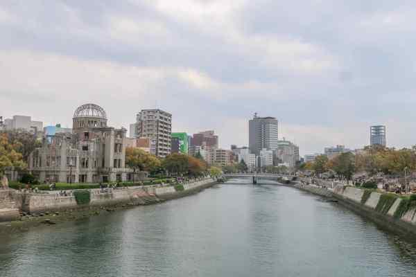 2 week japan itinerary, things to do in hiroshima