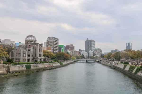 2 week japan itinerary, things to do in hiroshima