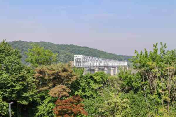 Best DMZ tour from Seoul, Freedom Bridge Imjingak Park