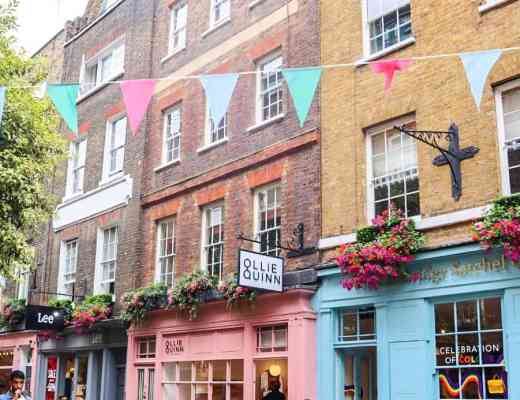 Covent Garden London Guide