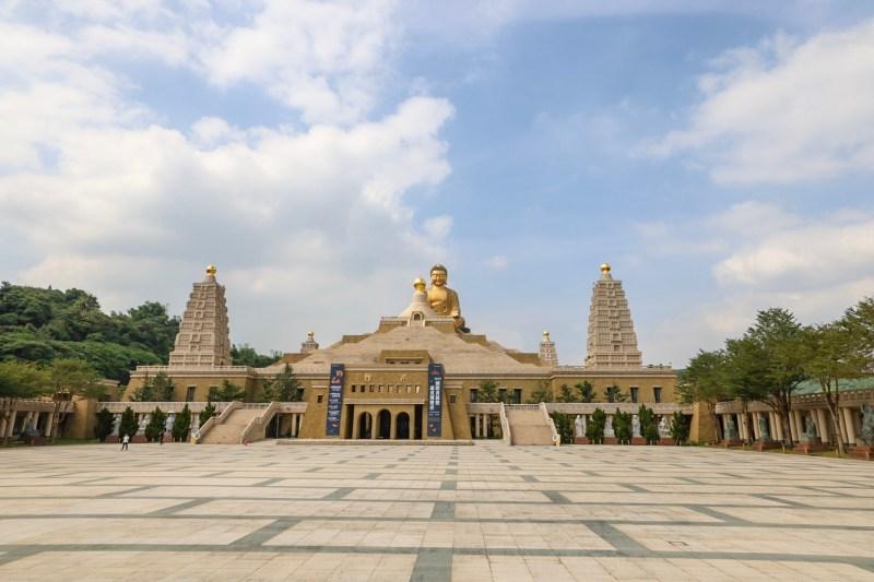 Fo Guang Shan Monastery Buddha