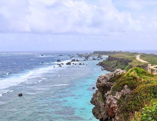 Lighthouse viewpoint Miyakojima island okinawa | things to do in Okinawa