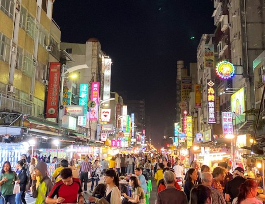 best night markets in Kaohsiung